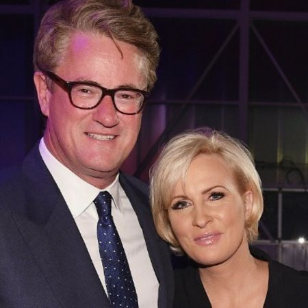 Andrew's father, Joe and his step-mother, Mika