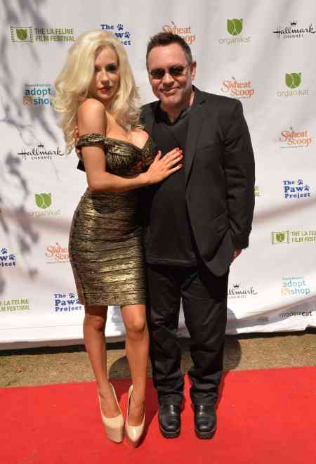 Courtney Stodden and her husband, Doug Hutchison celebrated their 5th marriage anniversary even after facing a misscarriage