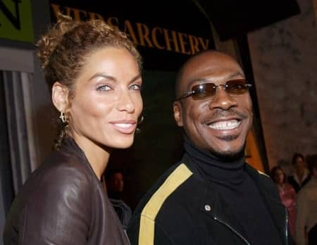 eddie murphy with michelle