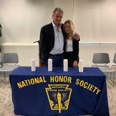 Dale Russell Gudegast and Eric Braeden's eldest granddaughter participated in the National Honors Society induction. Know more Eric & Dale Russell Gudegast's married life.
