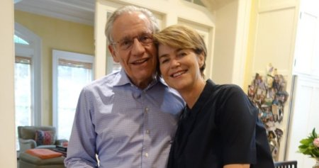 Elsa Walsh and  Bob Woodward Married Life since 1989