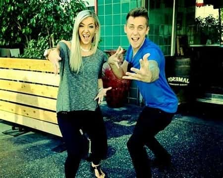 Roman Atwood with his former wife Shanna Riley