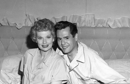 Lucie Arnaz's parents Lucille Ball & Desi Arnaz were married from 1940 to 1960.