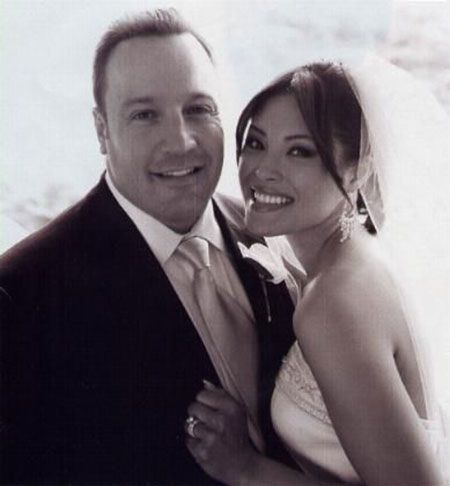 Kevin James wedding