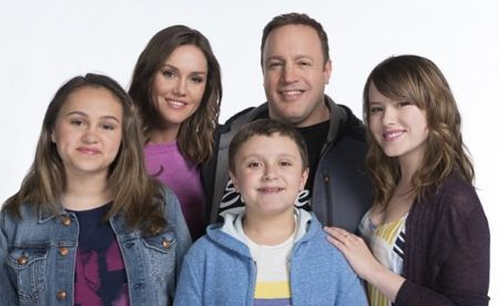 Kevin James Children