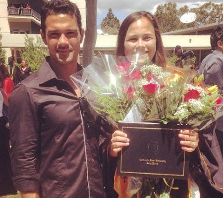 The actor Ryan Paevey's sister Kaitlyn Paevey graduated from California State University.