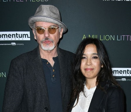 Billy Bob Thornton and Connie Angland are in a marital relationship since October 22, 2014.