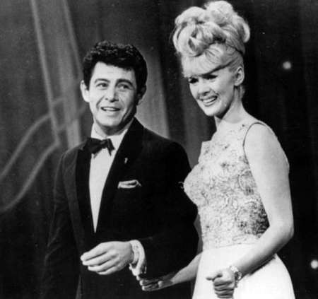 Eddie Fisher with Connie Stevens