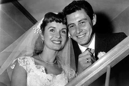 Eddie Fisher wife
