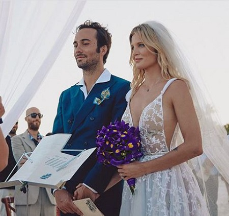 Liz Solari and Walter Fara got married for the second time in November 2018, in Mexico.