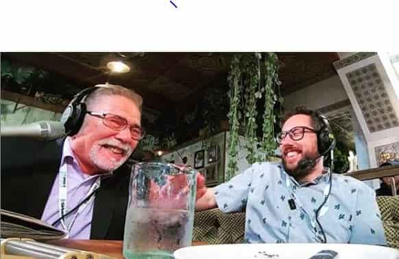 Meet The Howard Stern Shows producer, J.D. Harmeyer and