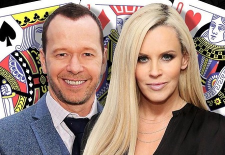 Donnie Wahlberg is married to an actress, host, Jenny McCarthy since 2014.
