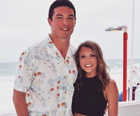 Haleigh Hughes is the wife of San Francisco 49ers quarterback Nick Mullens.