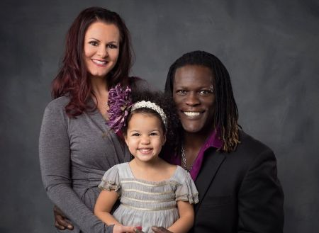 R-Truth Daughter