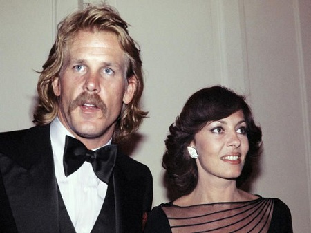 Nick Nolte With His First Wife, Sheila Page