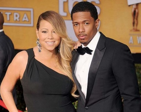 Mariah Carey and Nick Cannon were married from 2008 to 2016