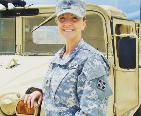 Amber Hargrove is a former US Army Veteran and currently serves as an instructor.