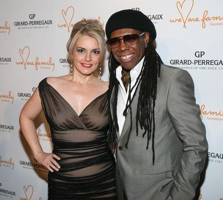 Nile Rodgers partner