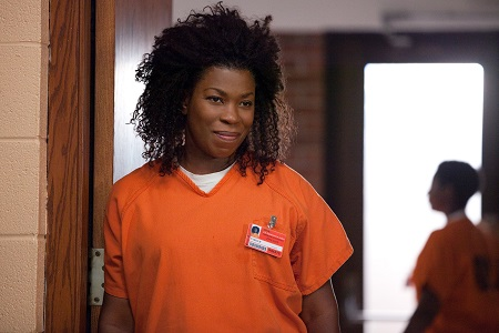 Lorraine Toussaint as Yvonne Parker in Orange Is the New Black