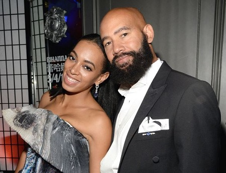 The singer Solange Knowles & the music video director Alan Ferguson were married from 2014 to 2019.