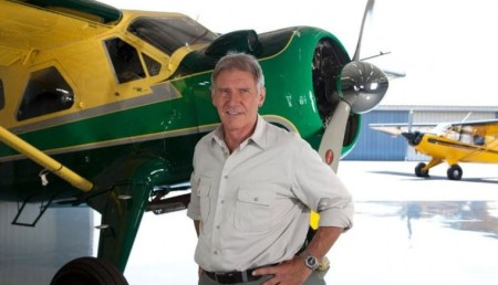Harrison owns at least several aircrafts along with multiple luxury vehicles.