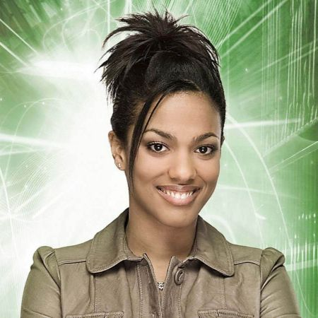 Freema Agyeman in Doctor Who