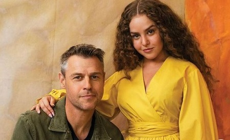 Rodgers Corser shared a daughter Zipporah Mary Corser with his former love partner Christine Anu.