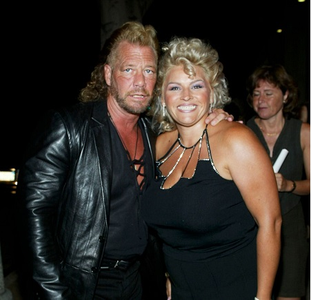 Duane Chapman and His Second Wife, Anne M. Tegnell
