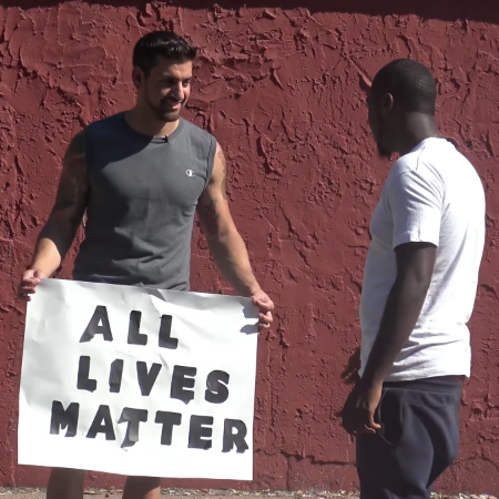 All Lives Matters - Joey Salads