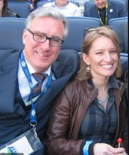 Katy Tur Has Dated Sports Commentator, Keith Olbermann For Three Years