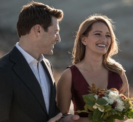 Tony Dokoupil & Katy Tur Got Married In Desert Utah