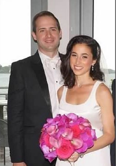 Catherine Rampell and Christopher Conlon Are Married For Five Years