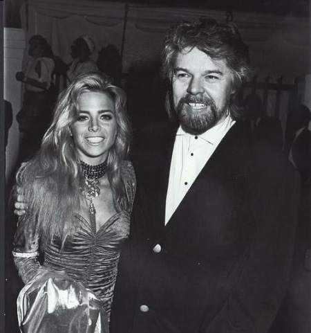 Bob Seger and Second Wife, Annette Sinclair