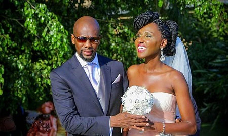 Seanice Kacungira Married Husband Fabian Adeoye Lojede On December 13, 2014