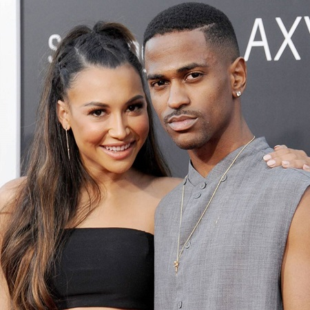 Naya Rivera With Her Ex-Fiancee, Big Sean