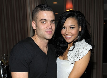 Naya Rivera and Ex-Boyfriend, Mark Salling
