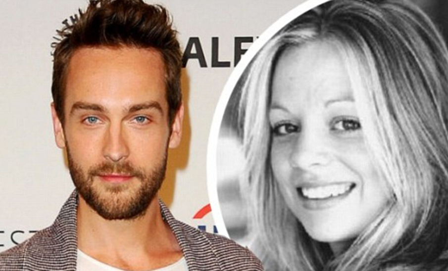 Tom Mison And His Wife Charlotte Coy