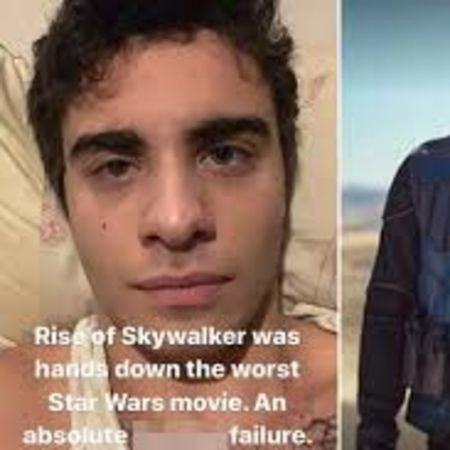 Jake's comment for The Rise of Skywalker