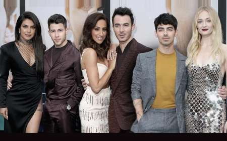 The Jonas Brothers with their beautiful wives. Find the interesting news about Joe and Sophie Turner's upcoming baby.