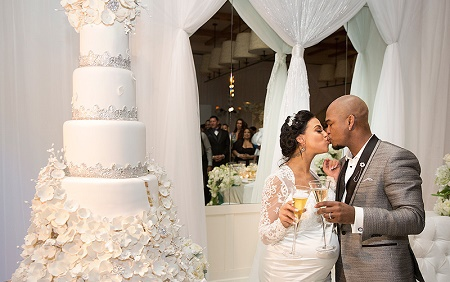 NE-YO and Crystal Renay marries on February 20, 2016