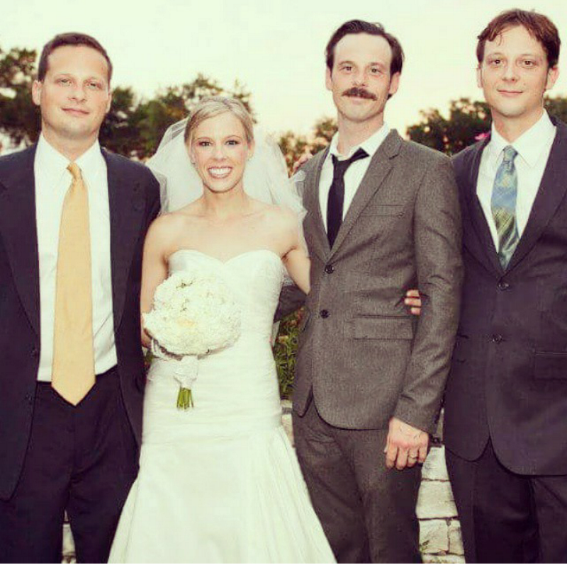 Scoot McNairy and Whitney who married in 2010 now officially divorced in 2019