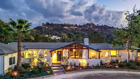 The house initially owned by TV/film writer and director Marti Noxon
