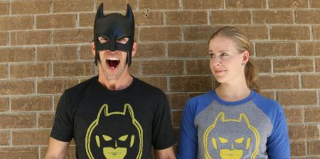 BatDad (Blake Wilson) and Wife Jen Wilson Married Life