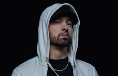 The famous Rapper Eminem