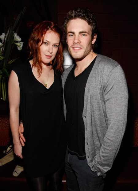 Rumer Willis with her second ex-boyfriend, Micah Alberti. Find more about Willis' current dating life?