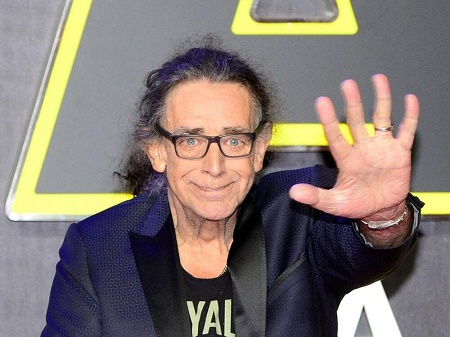 Chewbacca actor Peter Mayhew died at the age of 75 S