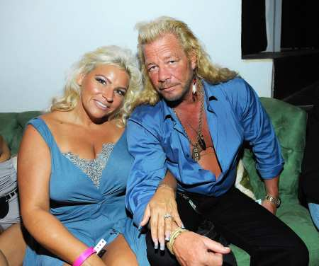 Duane Chapman with his fifth wife, Beth Chapman. Know more about Lyssa Chapman's husband, Duane's other marital affairs.