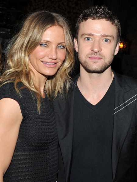Alisha Wainwright's Palmer co-actor, Justin Timberlake with his ex-girlfriend, Cameron Diaz. Find more interesting things about Alisha's parents.