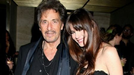 Al Pacino with his former girlfriend, Jan Tarrant. Know the interesting facts about Olivia Pacino.