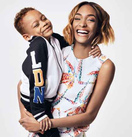 Jourdan Dunn carrying her son, Riley Dunn on her arms. Know more about Dunn's engagement and pre-wedding plannings?